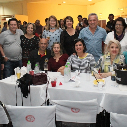 02.08.2019 - SEXTA CHOPP ESPECIAL COM BALADA TEEN